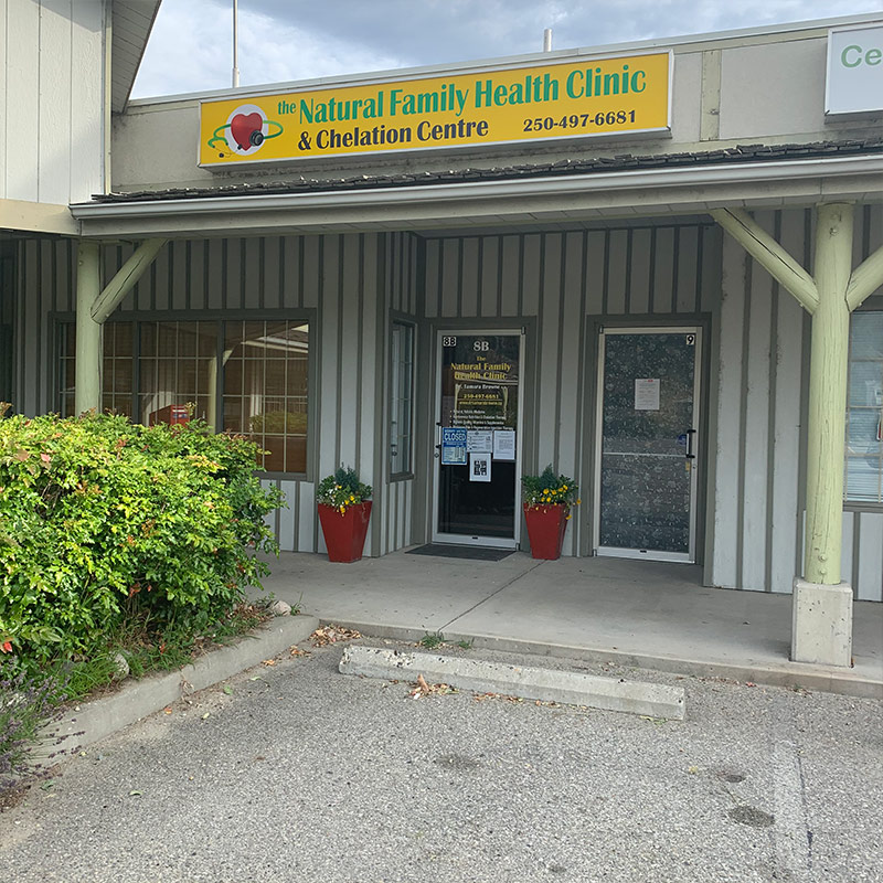 Natural Family Health Clinic location